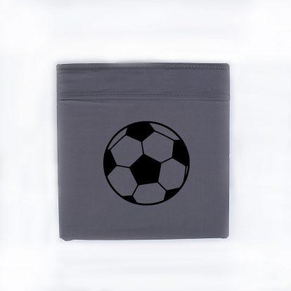 Bügelbild Ball Ordnung Box