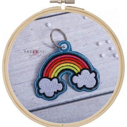 Regenbogen Anhanger ITH